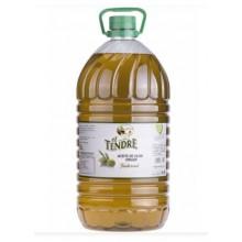 Aceite de oliva virgen Tradicional el Tendre 5 litros.