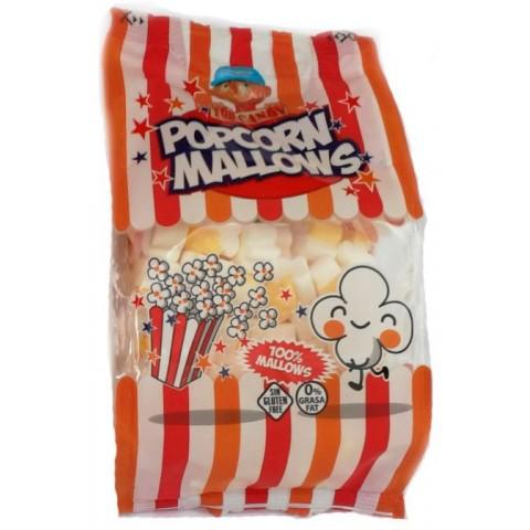 Palomitas de esponjita masmelos en bolsita de 90 gramos.