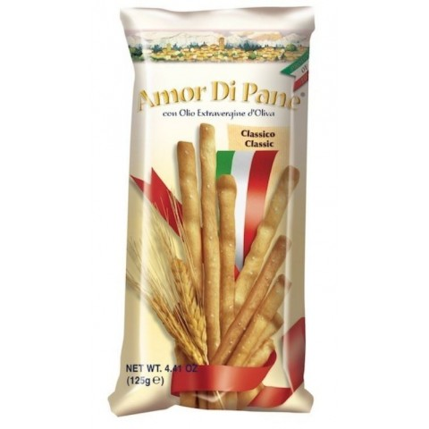 Palitos de pan Amor Di Pane sabor clásico 90gr.