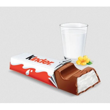 Kinder Chocolate T4 chocolatina 20u.