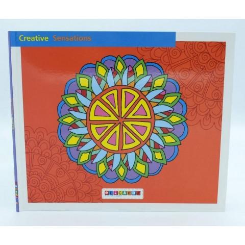 Libro para colorear mandalas edicards.