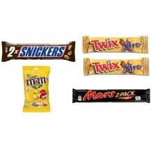 Xtra chocolate bars pack