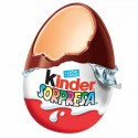 Huevos de chocolate kinder sorpresa 36u.