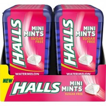 Halls Mini Mints Sandía 12u.