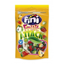 Bag zip-lock Fini Fruit Attack 180gr.