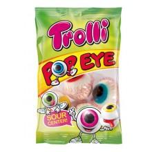 Ojos de Trolli rellenos bolsita de 75gr.