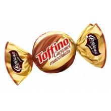 Caramelo de leche relleno de caramelo macchiato Toffino 2.5kg.