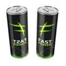 Bebida Energética Fast Power 250 ml. 24u.
