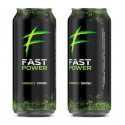 Bebida Energética Fast Power 500ml 24u.