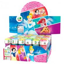 Pomperos jabón Princesas Disney 36u.