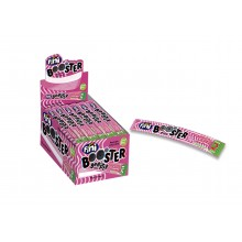 Caramelo masticable Fini Booster Fresa Nata 80u.