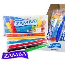 Zamba Flash Bandeja 12 unidades