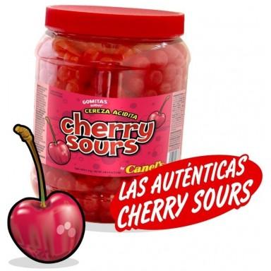 Canels cereza rojas masticables 1,5Kg.