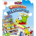 Fantasy toys Cartoon Helicopter 12u.
