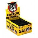 Regaliz El Gato 200 unidades. (Extracto de regaliz)