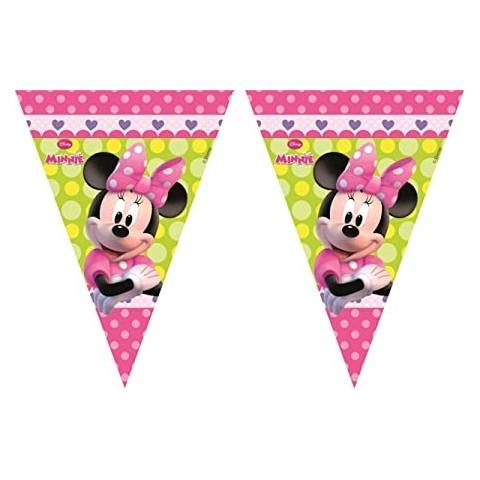 Banderín Minnie Mouse 2.3m