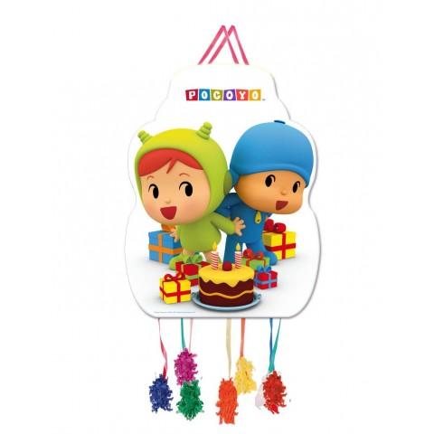 Piñata Mediana Pocoyo