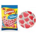 Caramelos de goma Damel Corazón Triple 1kg.