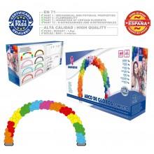 Arco de globos completo Arco Iris