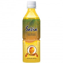 Bebida SaVia Aloe Vera sabor mango 500ml.