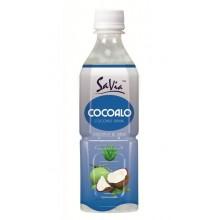 Bebida SaVia Aloe Vera sabor Coco & Aloe 500ml.