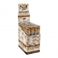 Cyclon clear Chocolate blanco (1x24)