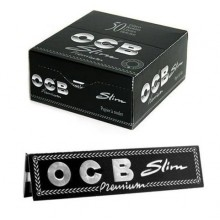 Papel OCB Slim Premium (110MM) 50 libritos