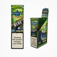 Papel de cáñamo Juicy Blunt Blue (Arándanos) (25X2)