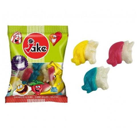 Caramelos de goma Jake Unicornios 1kg.