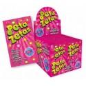 Peta Zetas Tutti Frutti con chicle 50 unidades.