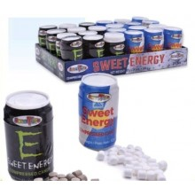 Caramelo comprimido Sweet Energy 24u.