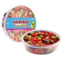 Tarrina Haribo Favoritos Brillo 500gr.
