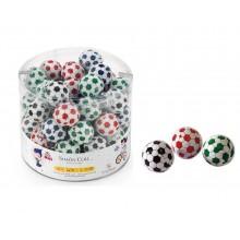 Balones de futbol de Chocolate 12gr. 60u.