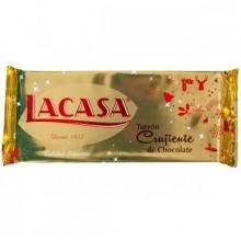 Turrón crujiente de chocolate LACASA 150gr.