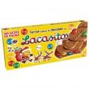 Turrón crujiente de chocolate con Lacasitos 215gr.