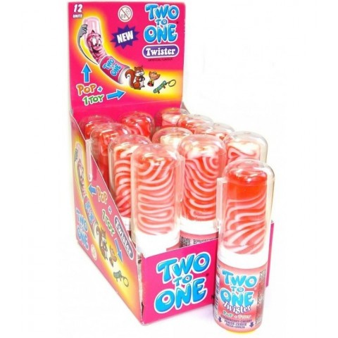 Two to one Twister 12u.