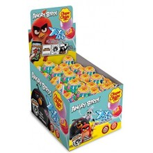 Chupa chups XXL 4D Angry Birds 40u.
