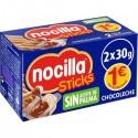 Nocilla Sticks Duo choco leche 2x30gr.