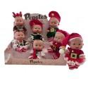 Muñecos perfumados Pepotes Navidad 1u.