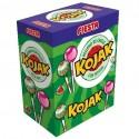 Kojak Fiesta sabor sandía relleno de chicle estuche 100 unidades.
