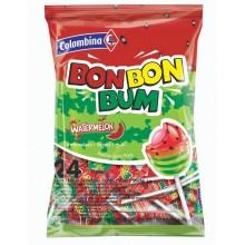 Colombina Bon Bon Bum Sandía bolsita 24u.