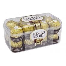 Bombones Ferrero Rocher cajita 8u.