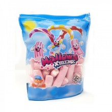 Top candy Doypack Mallows rosa 250gr.