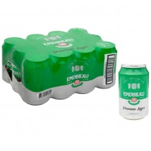 Cerveza Emdbrau lata 33cl pack 12 unidades