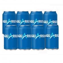 Aquarius Original lata 33cl pack 8 unidades