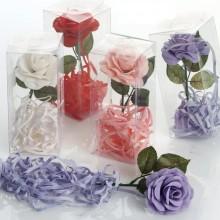 Rosa de jabón modelo 2