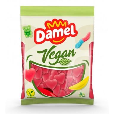 Golosina Vegana Damel Corazón Doble Brillo 1kg.