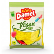 Golosina Vegana Damel Bananas 1kg.