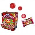 Fini booom caramelo super ácido sabor fresa 200 unidades.
