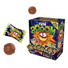 Fini booom caramelo super ácido sabor cola 200 unidades.